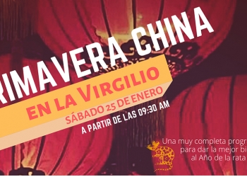 ¡Primavera china en La Virgilio!